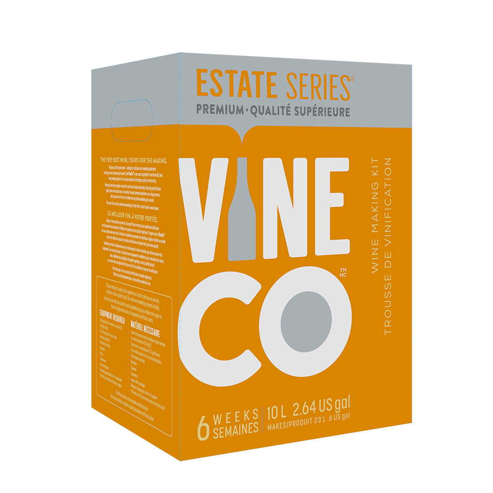 Wine Well Estate Series