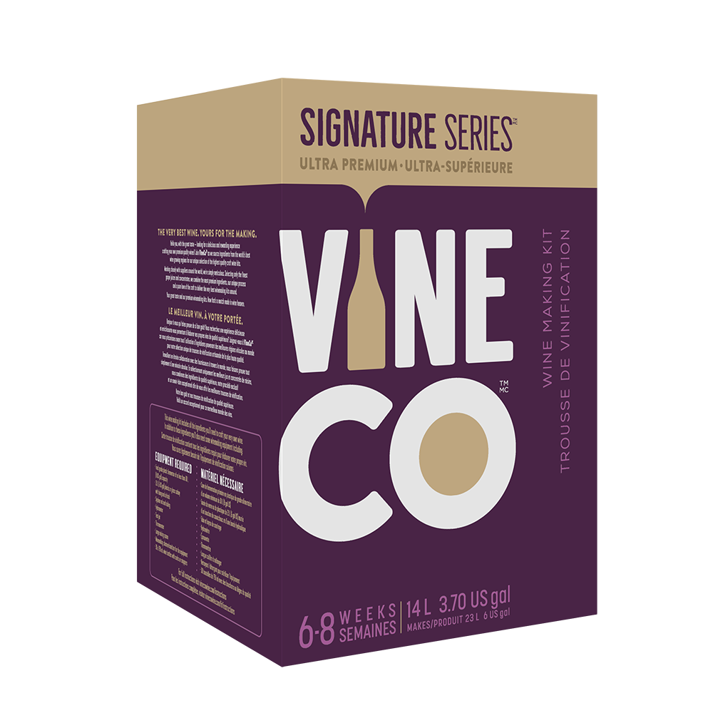 THE WINE WELL SIGNATURE SERIES